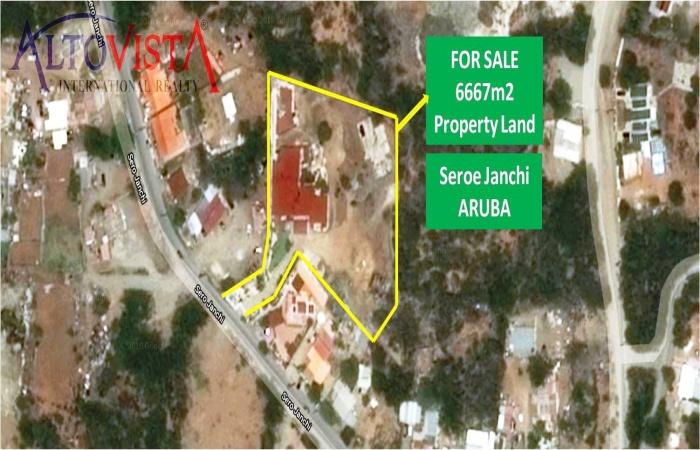 Seroe Janchi 25 B, ,Commercial,For Sale,Seroe Janchi,1061